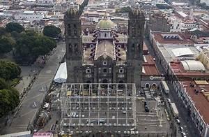 Contin U00faa La Instalaci U00f3n De La Capilla Sixtina En Puebla