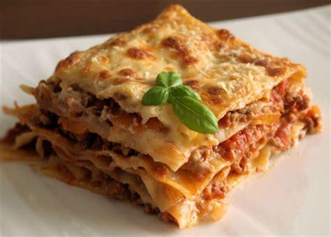 recette lasagne maison italienne recettes d italie 171 cookismo recettes saines faciles et inventives
