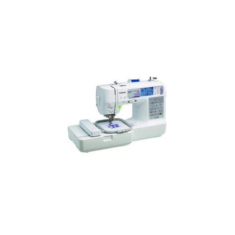 Brother Se400 Combination Computerized Sewing And 4×4