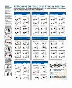 Total Gym Exercises Pdf