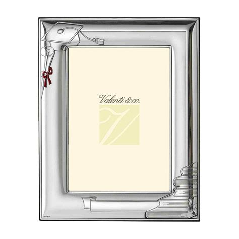 Cornici Portafoto Cornice Portafoto In Argento Per Laurea 13x18 Gioielloro