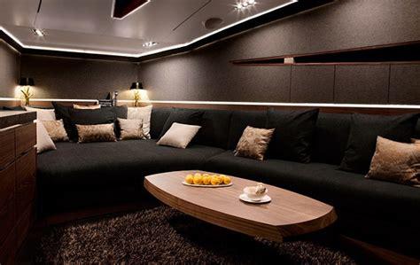 interieur de yacht de luxe yacht de luxe h 233 doniste par of kinetik