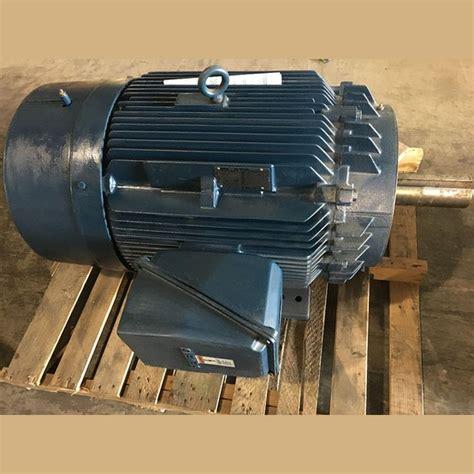 100 Hp Electric Motor by Siemens 100 Hp Electric Motors