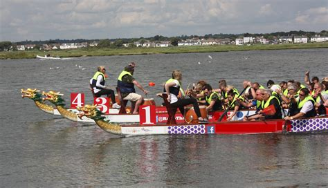 Dragon Boat Racing by Corporate Dragon Boat Racing Summer Party Team Tactics
