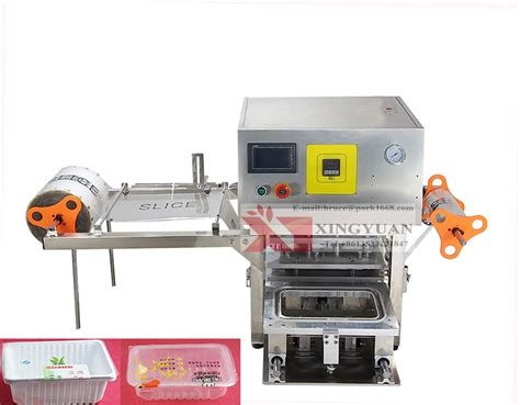 design automatic plastic container sealing machinefood sealer ldb buy tray