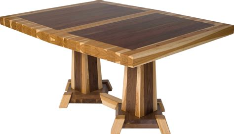 wood tables for the best materials of wood desk tops homesfeed 7821