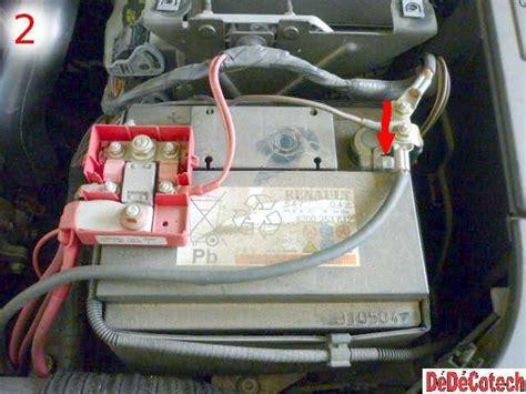 Batterie Renault Megane 2