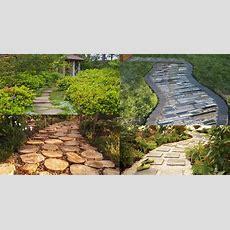 19 Diy Garden Path Ideas With Tutorials  Balcony Garden Web