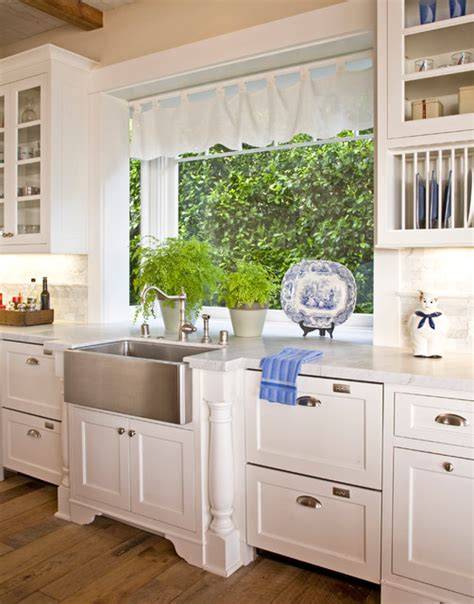 santa barbara dutch colonial traditional kitchen