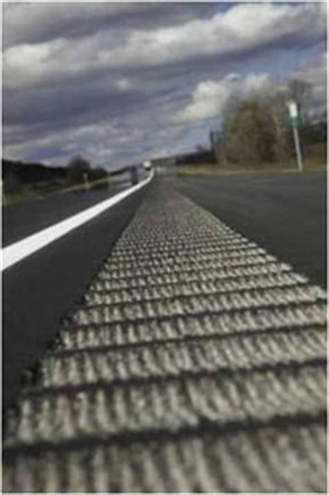wisconsin department  transportation rumble strips