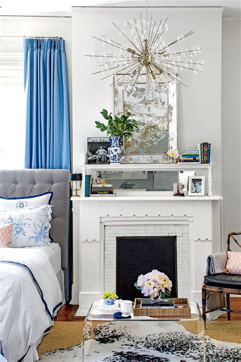 gray bedroom decorating ideas beautiful blue bedrooms southern living