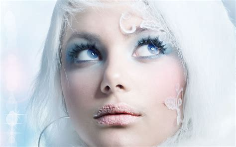 Beautiful Girl White Hair View Sophie Hairstyles 41127