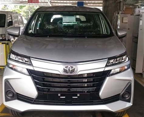 Toyota Avanza Veloz 2019 Picture by New Toyota Avanza Facelift Images Leaked Ahead Of