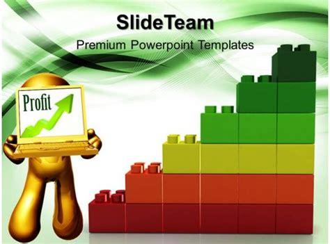 large building blocks templates lego profit graph business