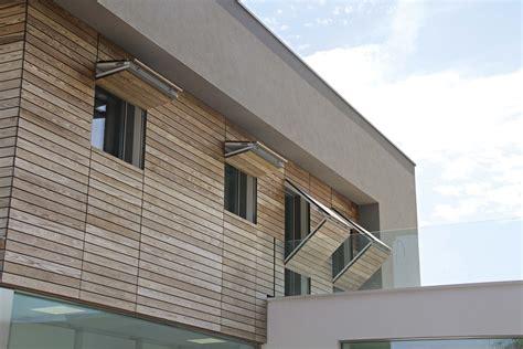 rivestimenti esterni in legno impronta serramenti rivestimenti esterni parete