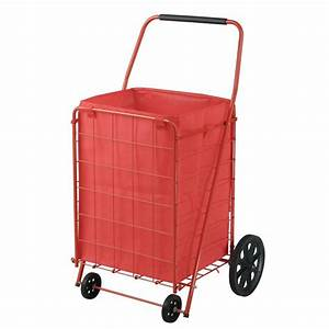 Sandusky 110 lbs Folding Shopping Cart The Home Depot Canada