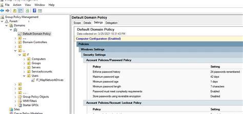 Passwords must meet complexity requirements of the installed password filter. Gpedit Blank Passswords / Comité De Concertation Belgique ...