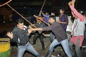 Street fighting as India heads for April-May election ...