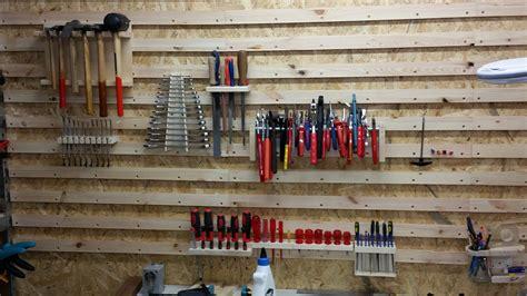 Garage Werkzeugwand by Aufbau Einer Cleat Wand Bauanleitung Zum Selber