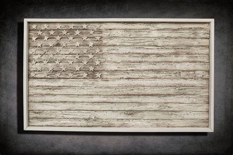 American Flag, Weathered Wood, One Of A Kind, 3d, Wooden Metal And Tile Coffee Table Pallet Board Overstock.com English Small Lucite Noguchi Inspired S Shaped Daft Punk