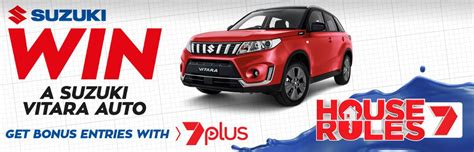house rules suzuki competition win  suzuki vitara auto