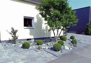 Steingarten Mit Gräsern : pflegeleichter vorgarten mit gr sern garten pinterest gr ser g rten und vorg rten ~ Sanjose-hotels-ca.com Haus und Dekorationen