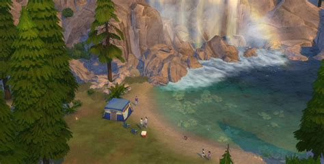 sims  outdoor retreat game pack sims