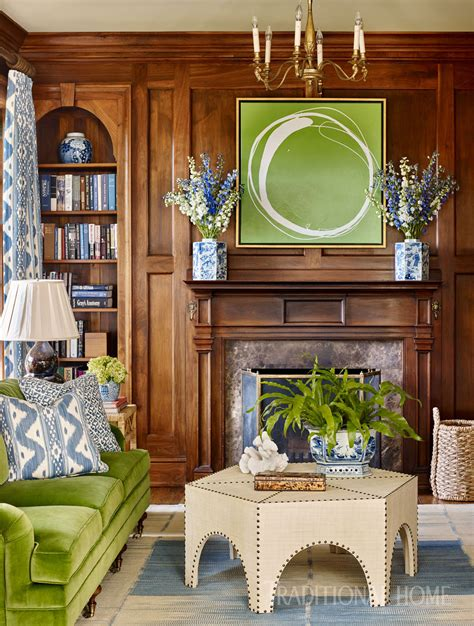 Nashville Home Pretty Color And Pattern by Nashville Home With Pretty Color And Pattern Traditional
