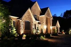Outdoor lighting dallas installation fixtures