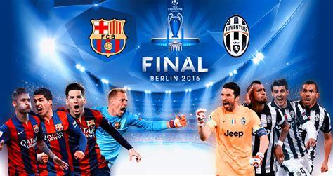 Final Uefa Barcelona Vs Juventus  Published By Q E M E R