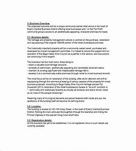 boutique hotel business plan template - 13 hotel business plan templates doc pdf free