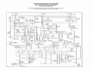 2002 Ford Windstar Cooling System Parts Diagram