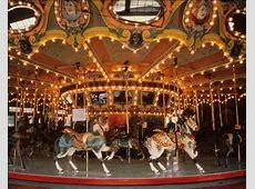 Carousel Preservation Glen Echo Park US National Park