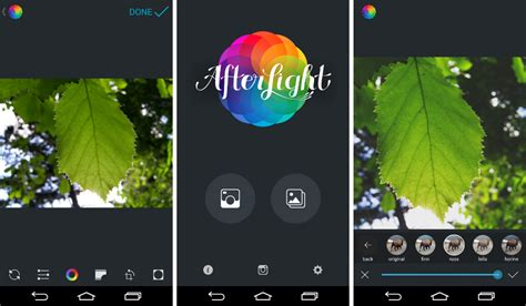 App Light by Afterlight Photo Editing App Pairs Really Well With