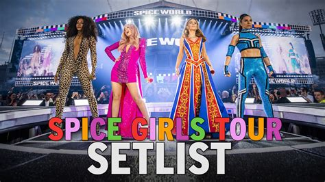 expect   spice girls manchester etihad shows  week manchester