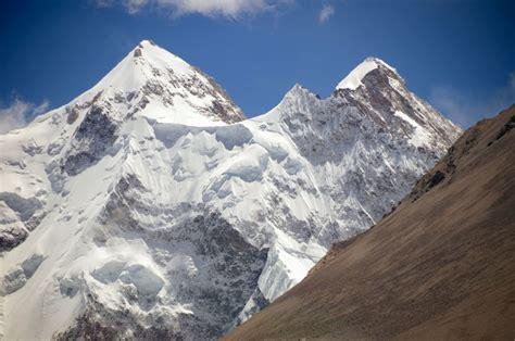 40 Gasherbrum Ii And Gasherbrum Iii As Trek Is Almost To