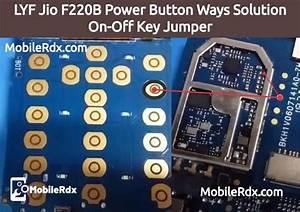 Lyf Jio Lyf Jio F220b Button Ways Solution On