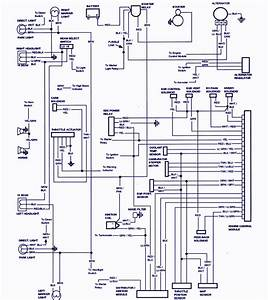 1985 Ford F250 Pickup Wiring Diagram