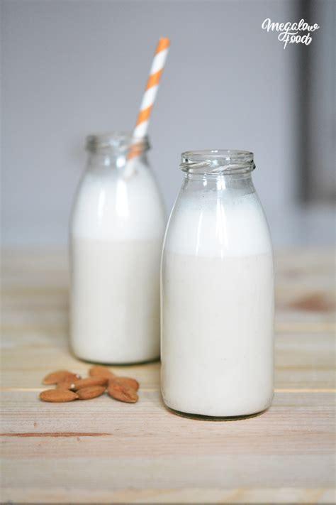 laits vegetaux maison  economiques