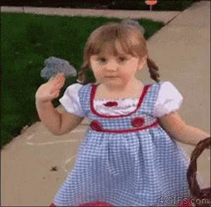 That's Freaky GIF - Freaky - Discover & Share GIFs