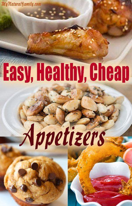 9 Of The Best Easy, Cheap Clean Eating Appetizer Recipes