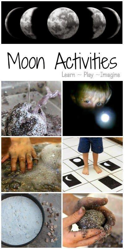 Moon Activities for Kindergarten ~ Learn Play Imagine ...