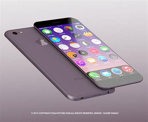 new apple iphone 7 beautiful new apple iphone 7 concept design specs images