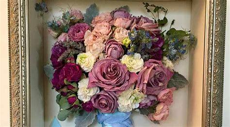 preserve wedding flowers  perpetual big day