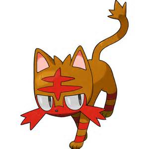 Pokemon Shiny Trainer Litten