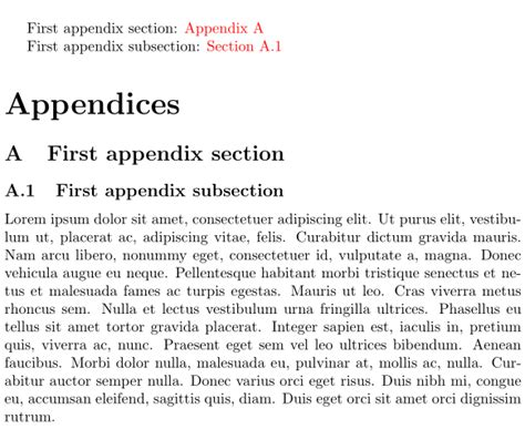 hyperref autoref subsections  appendix tex latex