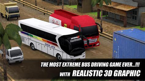 telolet bus driving  mod unlock  android apk mods