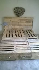 Best 25+ Pallet bed frames ideas on Pinterest Pallet