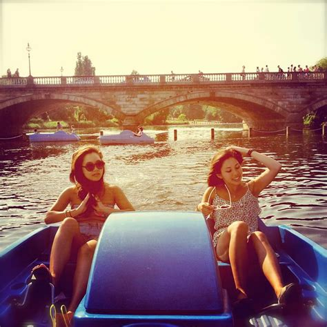 Pedal Boat Hire London by Step Seventeen Rent The Pedalos In Hyde Park My52steps