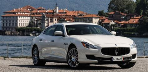2018 Maserati Quattroporte Gts Sports-luxury Car Launched